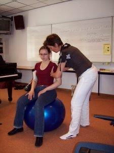 Cursus 'ontspannen in beweging en houding'